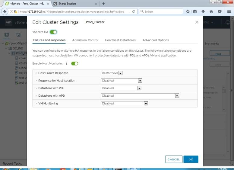 2018-07-28 18_58_35-vSphere - Prod_Cluster - vSphere Availability