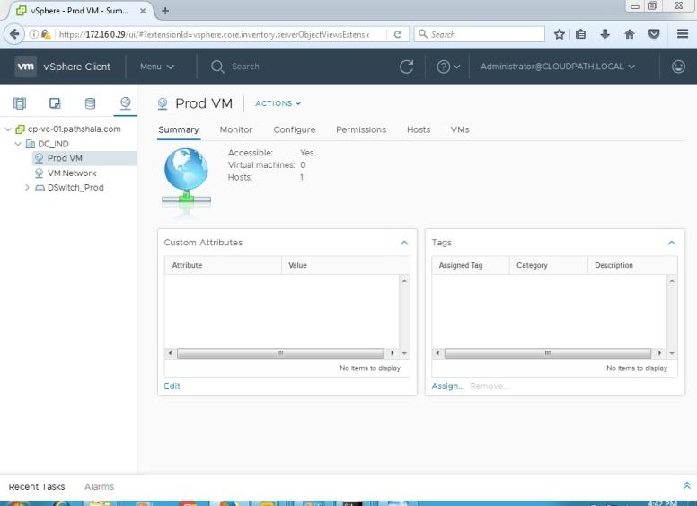 2018-07-28 16_42_00-vSphere - Prod VM - Summary