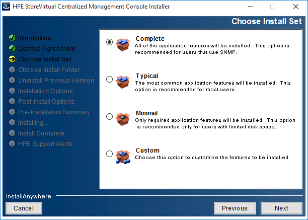 2018-08-21 14_41_42-HPE StoreVirtual Centralized Management Console Installer