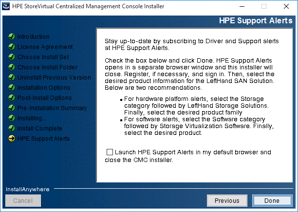2018-08-21 14_42_33-HPE StoreVirtual Centralized Management Console Installer