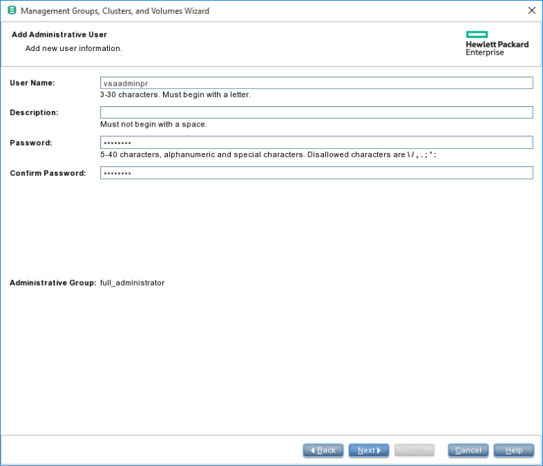 2018-08-21 15_16_24-Management Groups, Clusters, and Volumes Wizard